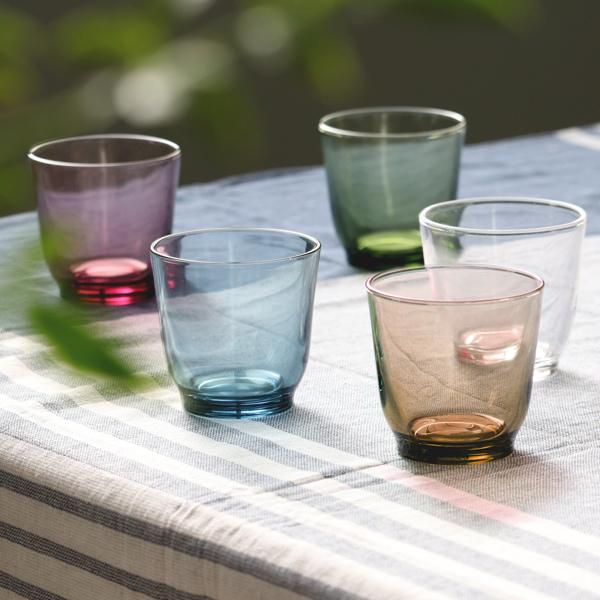 上質で安定感のある使い心地 ほどよい厚みのガラスタンブラー グラス 220ml キントー 送料無料 激安 海外限定 お買い得 キ゛フト タンブラー ガラス HIBI 食器 コップ KINTO