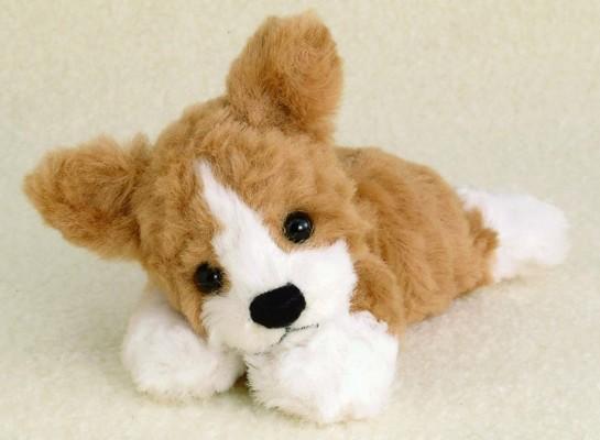 思わず抱きしめたくなる くたくたドッグ コーギー犬のぬいぐるみ手作りキット1体 ハンドメイド 手芸 diy いぬ 人気ブランド多数対象 ウェルカムドール 超歓迎された 自由研究