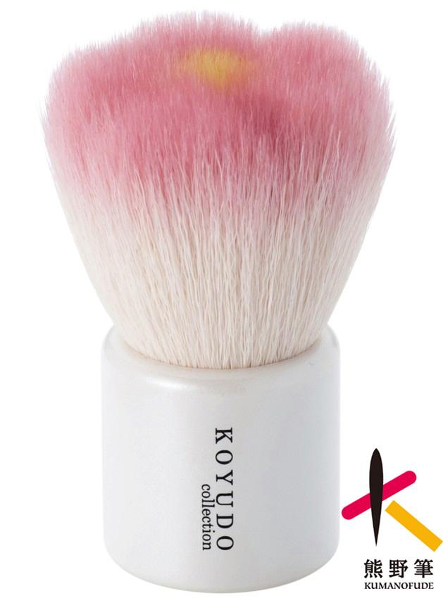 新作通販 柔らかい山羊の天然毛でラブリーだけど美しく 熊野筆お花の形のピンクの洗顔ブラシのギフト フェイス用 クレンジング 洗顔フォーム 女性用 マーケティング 就職祝い 母の日 結婚式 引出物 誕生日プレゼント