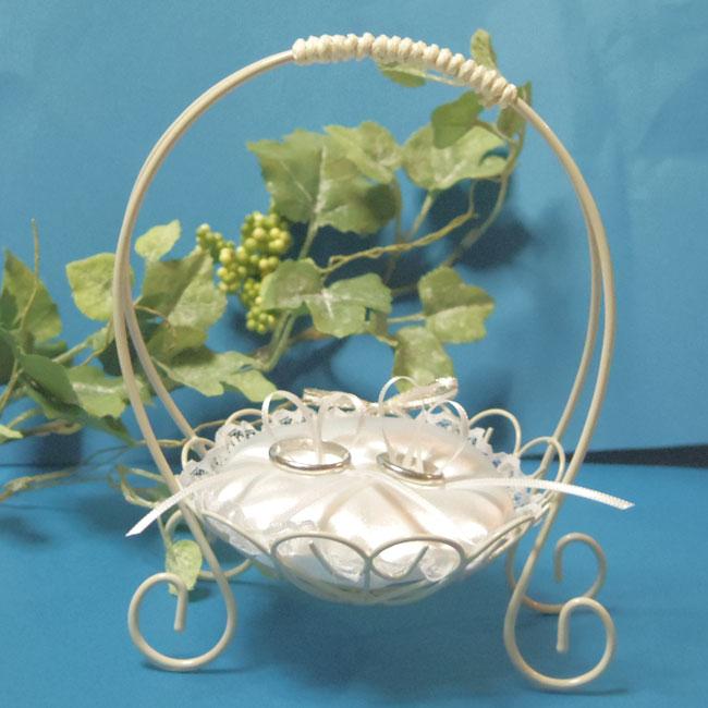 hitomishop | Rakuten Global Market: Server basket ring pillow with ...