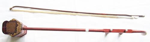 二胡 【胡弓】【中国胡弓】【弦楽器】【中国】【中国 弦楽器】【中国 伝統楽器】【ニシキヘビ】【擦弦楽器】【アルフー】【民族楽器】