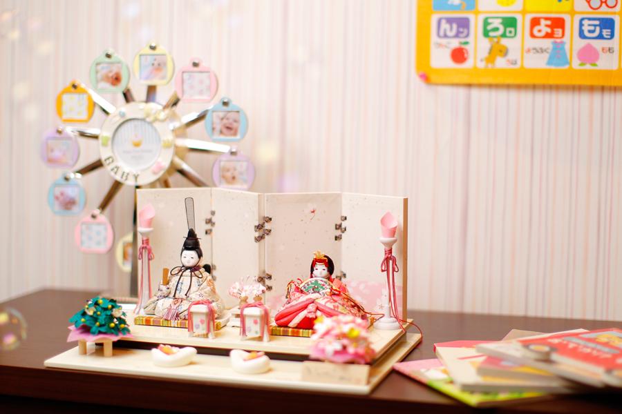 雛人形 澪 - みお - 親王飾り 11SN-031
