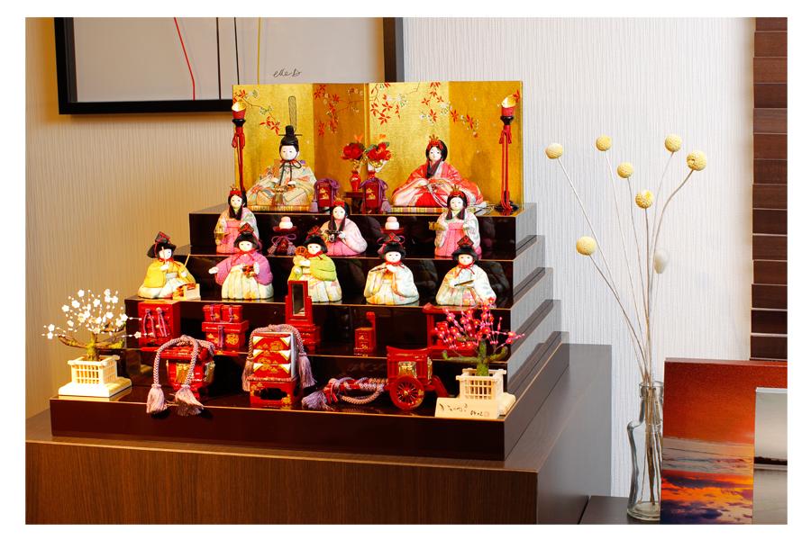 結 - ゆい - 十人飾り 12JN-024B