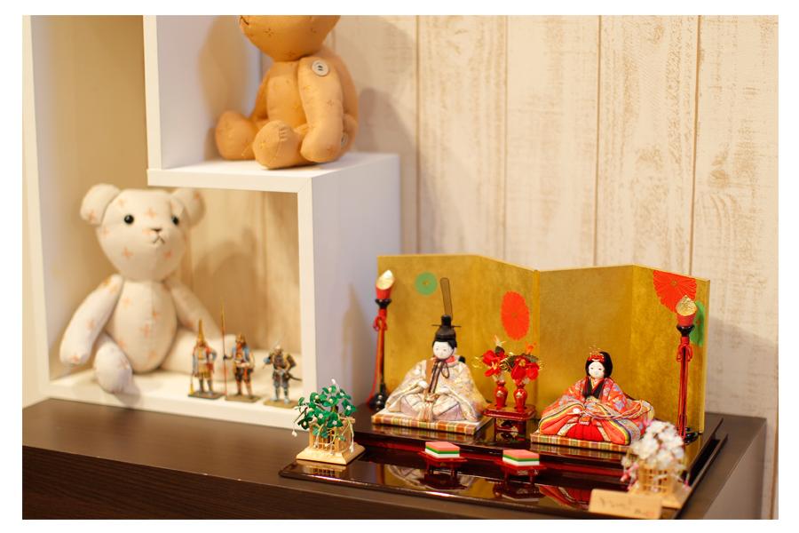 星 - ほし - 親王飾り 12SN-033