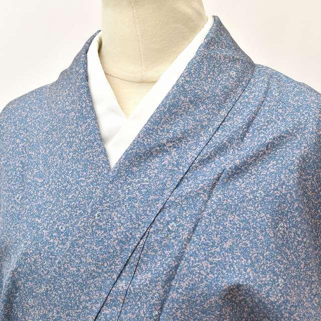【全品20OFF】 リサイクル 大島紬 正絹 仕立て上がり リサイクル着物 リサイクル紬 女性 絞り 裄69cm L 身丈169