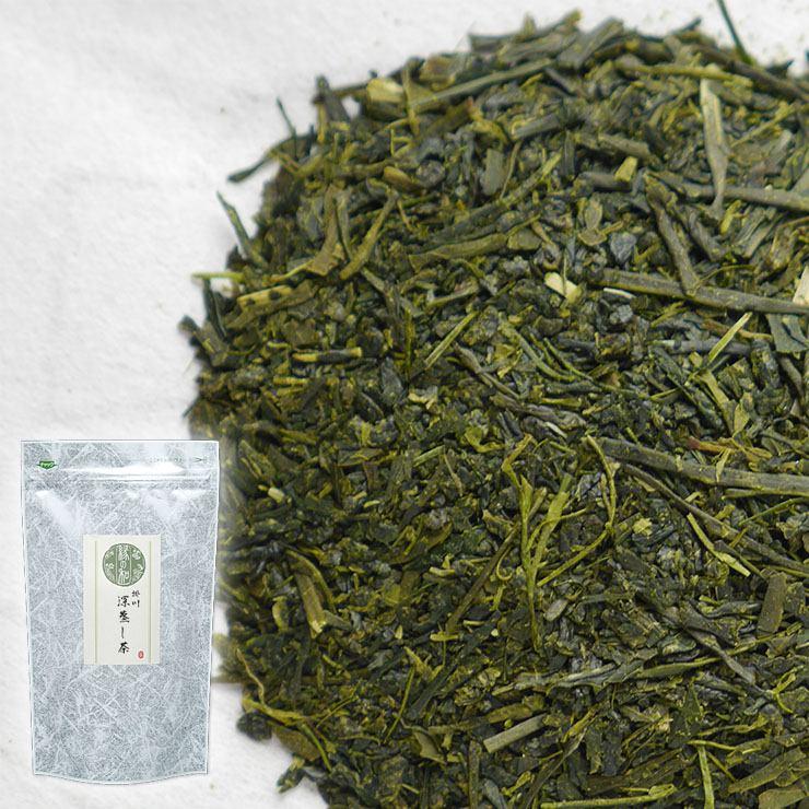 送料無料 日本茶 茶葉 高村園 掛川茶 深蒸し 煎茶 静岡茶 深蒸し茶 チャック付袋 5☆大好評 500g 100g×5袋 定番から日本未入荷 お茶 緑茶