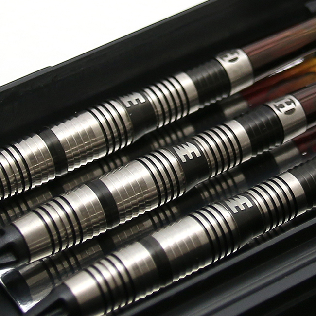 Harrows(HALOWS)ELITE(精英)90%TUNGSTEN 2BA 18gR(镖桶)