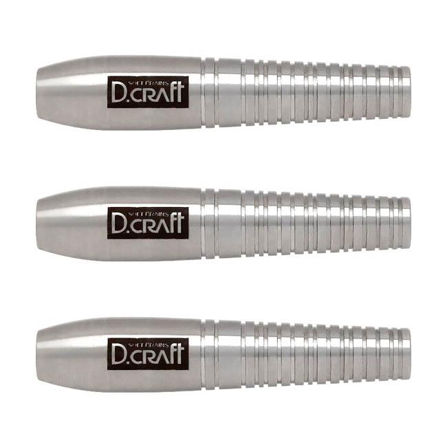 【あす楽対応】 D.craft(ディークラフト) ステンレスバレル ZAN KAWASEMIGIRI(斬 川蝉斬り) (ソフトダーツ ダーツ バレル ダーツ シャフト ダーツ チップ ダーツ フライト ダーツ ケース ダーツセット darts barrel)