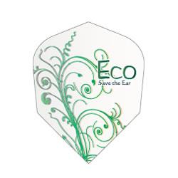 【あす楽対応】 ecoにちょっぴり貢献 S4 ecoフライト【ダンス】エコロジー FLIGHT シェイプ Shape ソフトダーツ (ダーツ フライト ダーツ 羽 darts flight) 【あす楽】