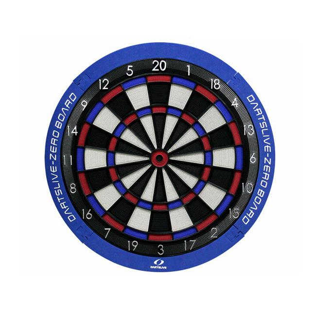 あす楽対応 商店 送料無料 ダーツボード 静音 DARTSLIVE-ZERO BOARD ダーツライブ ゼロボード 使い勝手の良い dartboard