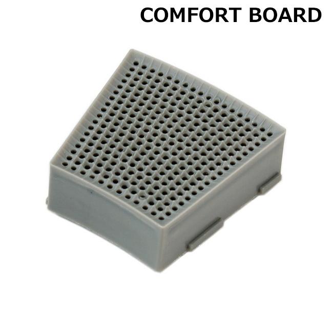 供供ALLBLUE COMFORT BOARD使用的<部分单人外侧灰色>全部蓝色舒服板部分使用的零件(镖板软件镖软件板软件镖板软件镖板darts)