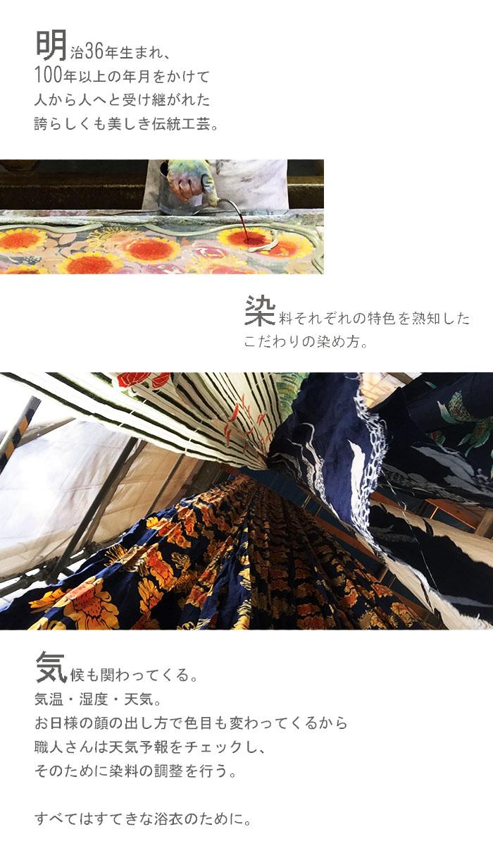 2019コレクション (浴衣/帯/下駄)1930年~1940年代 アンティーク図案 古典柄 注染 本染め 伝統工芸 日本製 国産 花火大会 浴衣セット ゆかた 女性 レディース レトロ モダン
