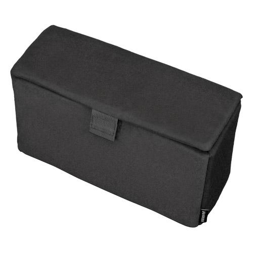 hakuba HAKUBA内部软件箱500黑色KCS-39-500BK照相机包单反漂亮