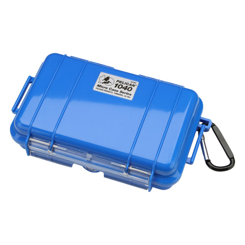 【送料無料】PELICAN(ペリカン) 1040HK ブルー 1040HKBL 4977187880298 小型防水ハードケース