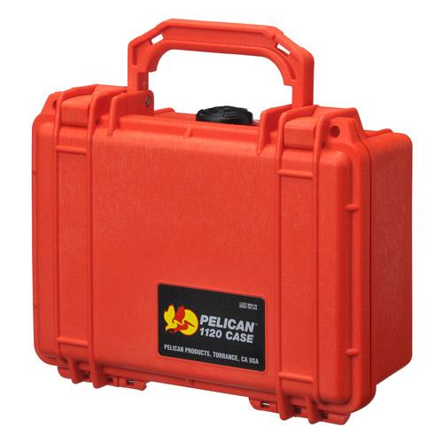 【送料無料】PELICAN(ペリカン) 1120HK オレンジ 1120HKOR 4977187880502 小型防水ハードケース