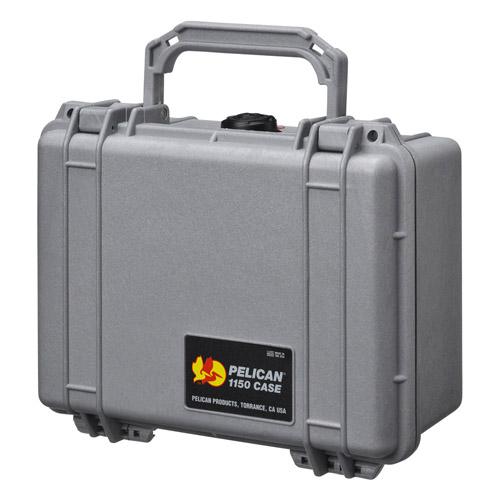 【送料無料】PELICAN(ペリカン) 1150HK シルバー 1150HKSV 4977187880571 小型防水ハードケース
