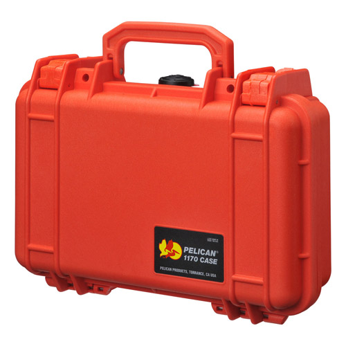 1170HKOR 1170HK 【送料無料】PELICAN(ペリカン) 4977187880625 オレンジ 小型防水ハードケース