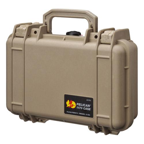 【送料無料】PELICAN(ペリカン) 1170HK デザートタン 1170HKDT 4977187880649 小型防水ハードケース