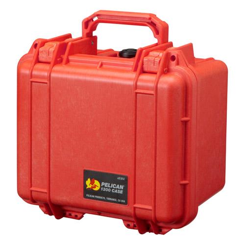 【送料無料】PELICAN(ペリカン) 1300HK オレンジ 1300HKOR 4977187880724 小型防水ハードケース