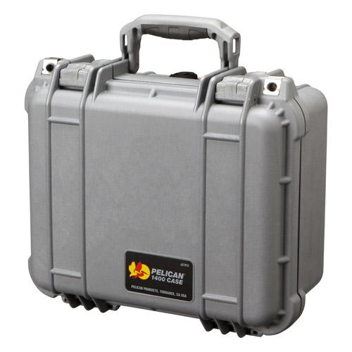 【送料無料】PELICAN(ペリカン) 1400HK シルバー 1400HKSV 4977187880779 小型防水ハードケース