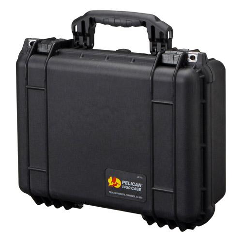 【送料無料】PELICAN(ペリカン) 1454HK ディバイダータイプ ブラック 1454HKBK 4977187880885 中型防水ケース