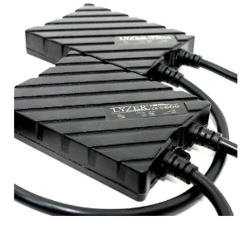 LYZER(ライザー) 交換用 55W HIDデジタルバラスト【W-0009】