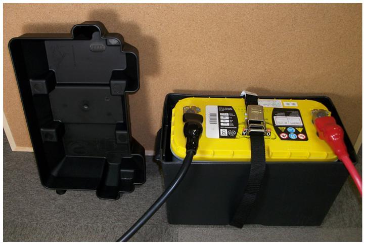 代引不可 オプティマ バッテリーBOX D1400S/D1200S【GTP-072】
