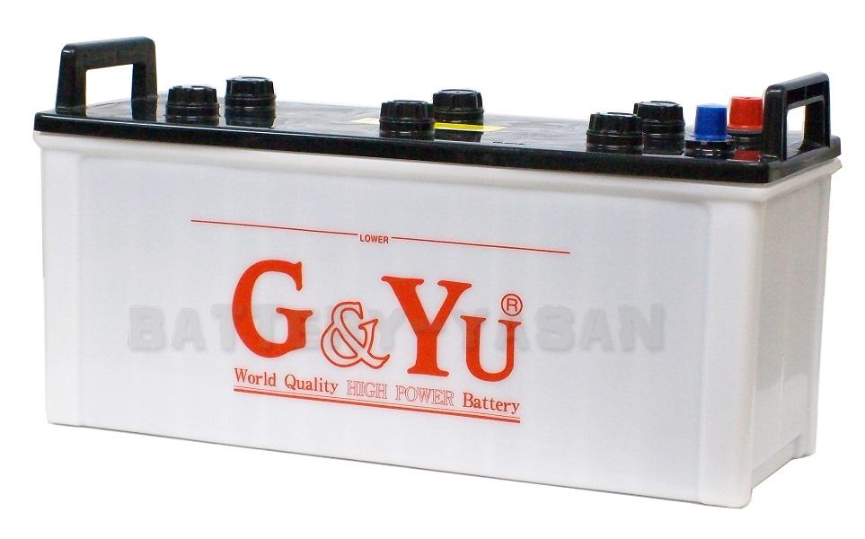 代引不可 G&Yuバッテリー プロシリーズ【130F51】長距離バス・トラック・船舶用モデル
