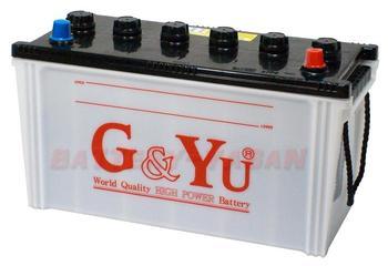 代引不可 G&Yuバッテリー プロシリーズ【130E41L】長距離バス・トラック・船舶用モデル