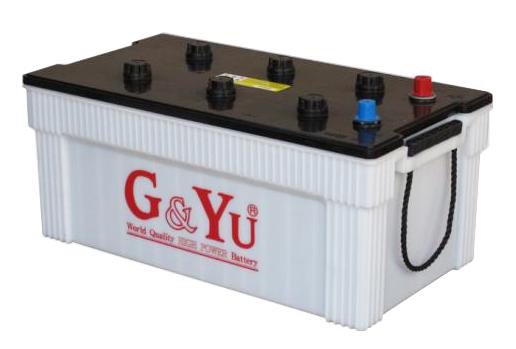 代引不可 G&Yuバッテリー プロシリーズ【245H52】長距離バス・トラック・船舶用モデル