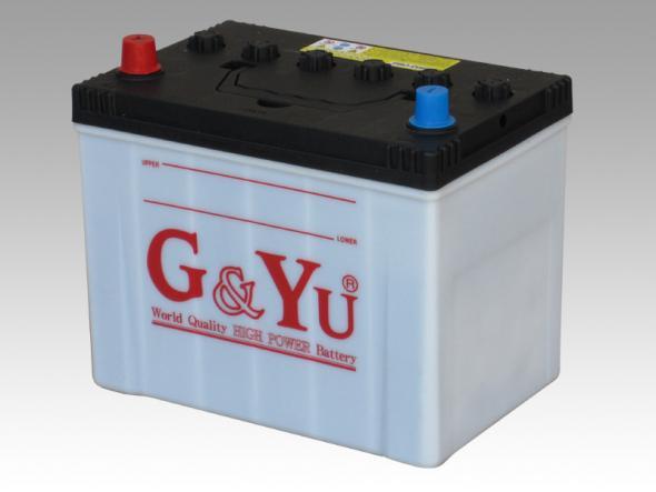 代引不可 G&Yu バッテリー 集配車用モデル【PRO-D26R】業務用プロシリーズ