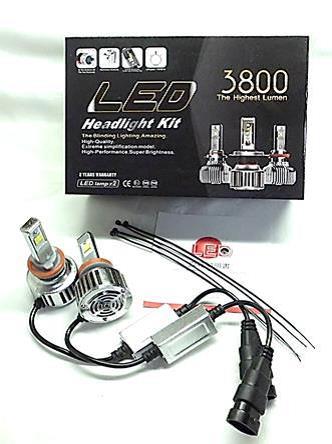 サンキ LED ヘッドライトキット H11 3000K【SE-1016】