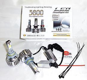 サンキ LED フォグランプバルブHB4 3000K【SE-1017】