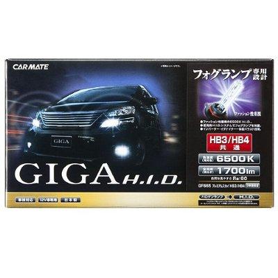 GIGA HID プレミアムスカイ フォグランプ専用コンバージョンキット【GF665】HB3/HB4共通