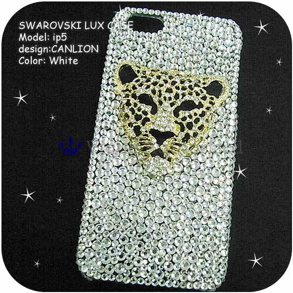 AQUOS SERIE mini SHV 31 case cover luxury Swarovski den CANLION-LUX-SHV31