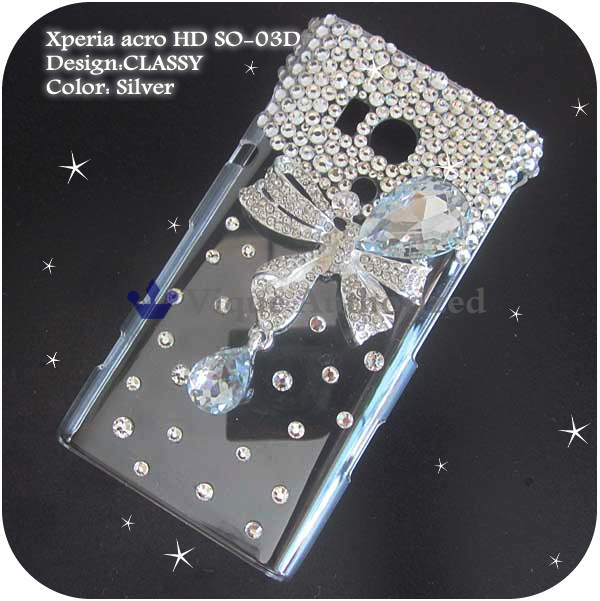 All models for hobby / iPod case cover luxury Swarovski electric  CLASSY-CTHRU-smd