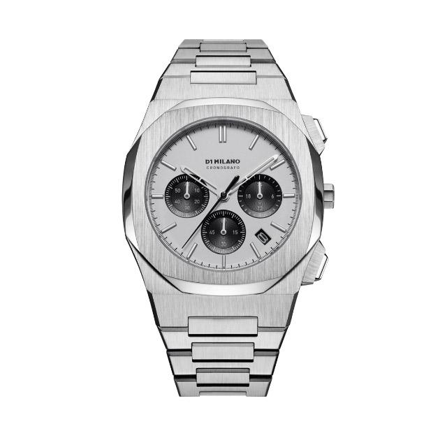 ディーワンミラノ D1 MILANO クロノグラフ - パンダ [CHRONOGRAPH SEASONAL PANDA] 腕時計 メンズ