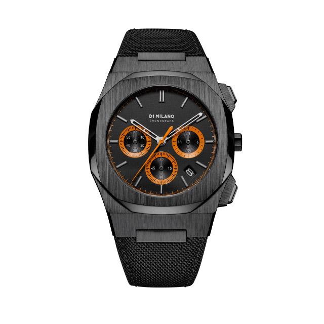 ディーワンミラノ D1 MILANO クロノグラフ - ギア [CHRONOGRAPH SEASONAL GEAR] 腕時計 メンズ