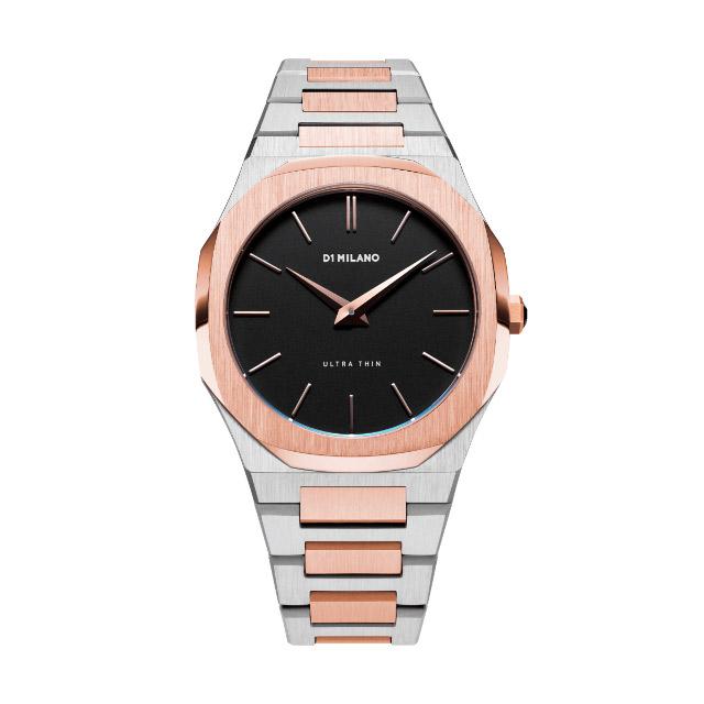 ディーワンミラノ D1 MILANO Ultra Thin 38mm Abisso 腕時計 メンズ レディース