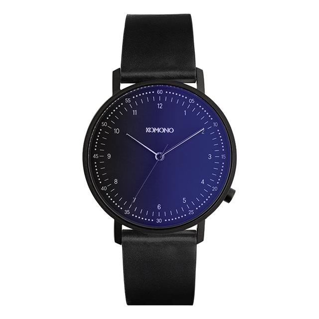 コモノ KOMONO ルイス ミッドナイト [LEWIS MIDNIGHT] 腕時計 メンズ レディース