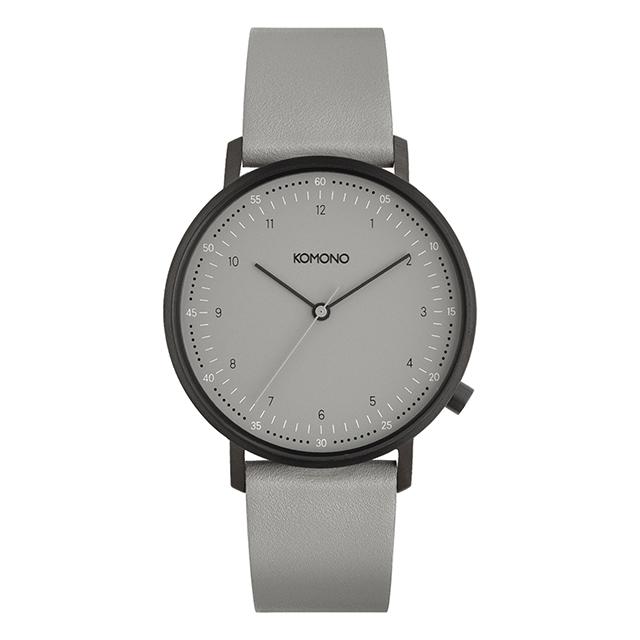コモノ KOMONO ルイス クール グレイ [LEWIS COOL GRAY] 腕時計 メンズ レディース