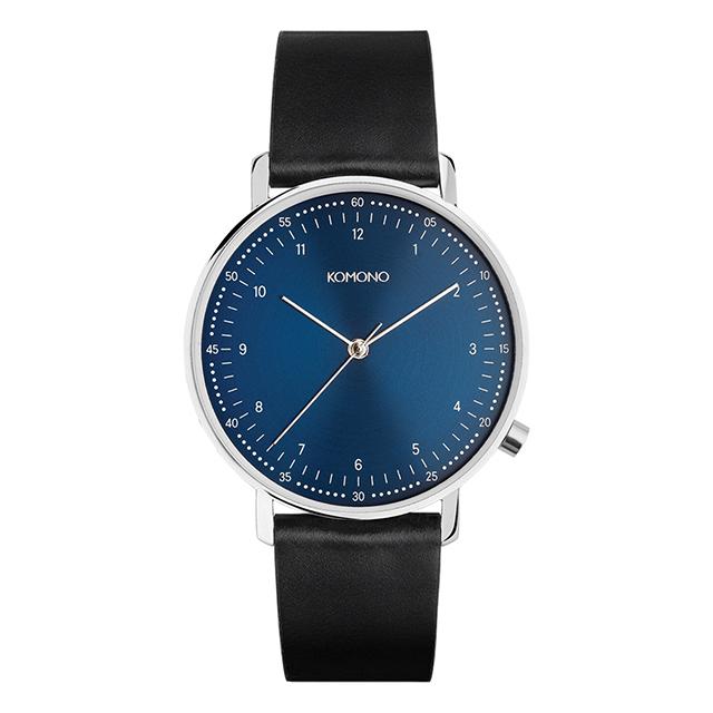 コモノ KOMONO ルイス ブルー [LEWIS BLUE] 腕時計 メンズ レディース