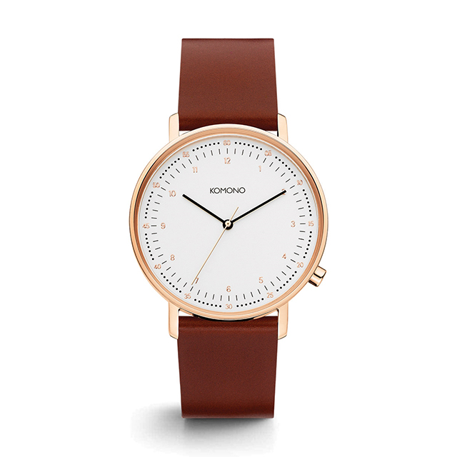 コモノ KOMONO ルイス アーバン [LEWIS AUBURN] 腕時計 メンズ レディース