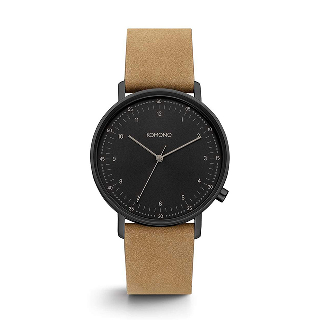 コモノ KOMONO ルイス コブルストーン [LEWIS COBBLESTONE] 腕時計 メンズ レディース