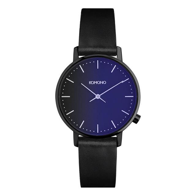コモノ KOMONO ハーロウ ミッドナイト [HARLOW MIDNIGHT] 腕時計 メンズ レディース