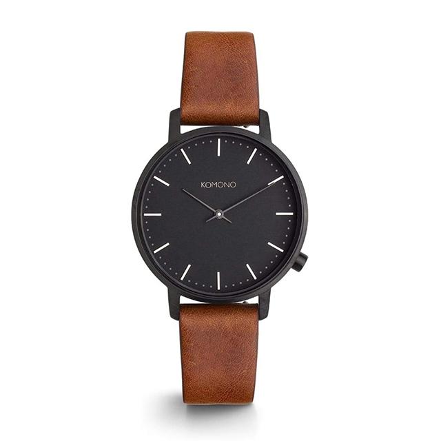 コモノ KOMONO ハーロウ コニャック [HARLOW COGNAC] 腕時計 メンズ レディース