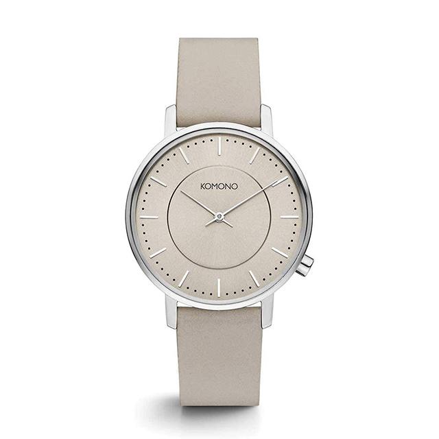 コモノ KOMONO ハーロウ ホワイトサンド [HARLOW WHITE SAND] 腕時計 メンズ レディース