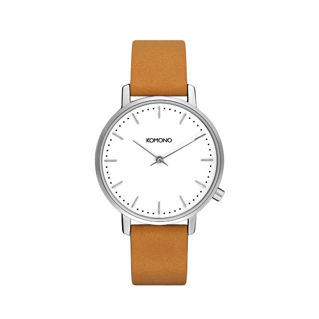 【最安値挑戦】 コモノ KOMONO 時計 ハーロウ ナチュラル [HARLOW NATURAL] 腕時計 メンズ レディース 新生活 フレッシャーズ, 近鉄百貨店 e7b9f990