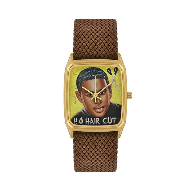 ラプス LAPS ヘアカット Haircut 26mm Tobacco 腕時計 メンズ レディース