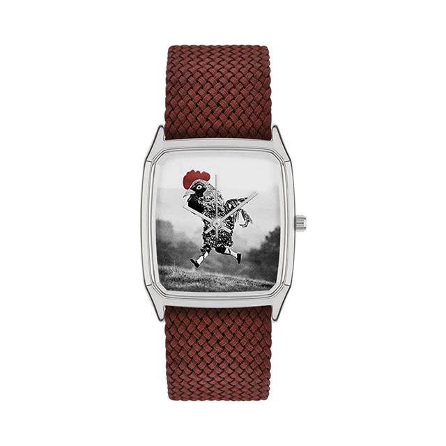 ラプス LAPS ザ ルースター レッド The Rooster 26mm Red 腕時計 メンズ レディース